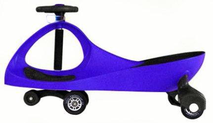 Twistcar - med Flashing Wheels